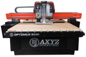 AXYZ introduces a prime multi-configurable cabinet-making solution at W16