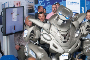 Homag UK set to automate W16 with special guest – Titan