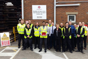 IDS Leeds wins Diamond Award for outstanding health and safety culture
