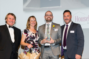 PWS' Fitzroy range scoops House Beautiful's Gold Award for Best Value Kitchen