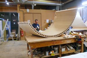 Second Striebig solves sawing bottleneck