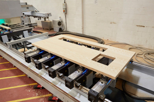 Homag UK is door manufacturers' first choice for CNC processors