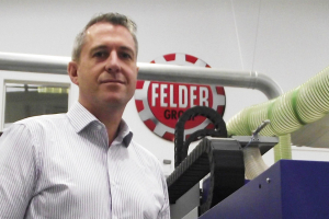 Felder UK partners with Alphacam