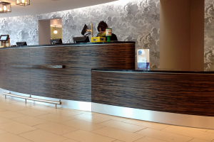 Brilliant surfaces with DI-NOC Architectural Finishes