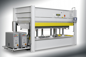 Joos presses exclusively from Homag UK
