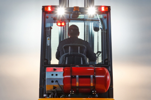 Jungheinrich continues commitment to promoting fork lift safety
