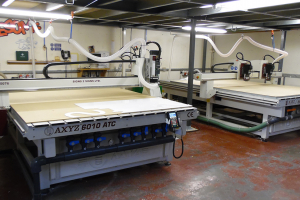 Showing the value of programmable CNC routing