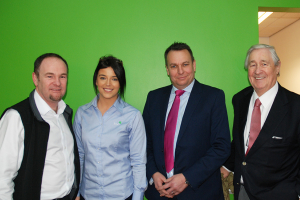 MP visits Coventry packaging business