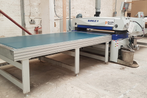 UV curing for smaller joinery businesses