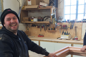 Dreams come true for West Joinery