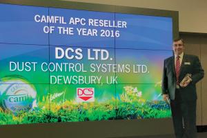 DCS named top UK reseller 2016
