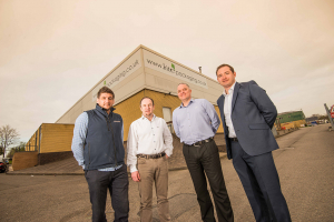 Kite Packaging invests £1.5m in Coventry headquarters