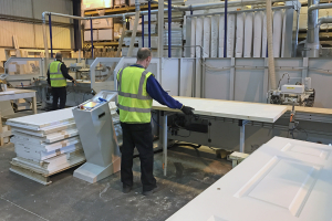 Ian Firth installs fourth Centauro ALFA CNC door machine