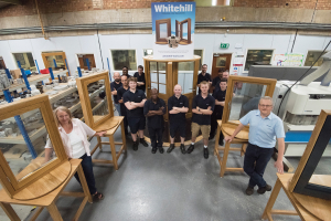 Investment continues at Whitehill
