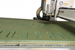 AXYZ router increases production by 50% at bed manufacturer