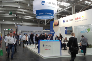 HB Fuller's pioneering 'lean adhesive' approach shown at Ligna
