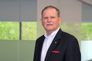 Vice president of global strategic accounts at Gerber retires