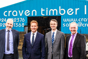 GE Robinson acquire Craven Timber