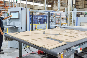 Hammonds Furniture trusts Homag for future-proof machinery