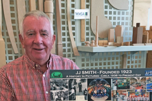 John Smith retires from JJ Smith after 55 years of service