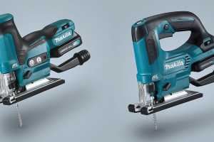 Makita newest brushless jigsaws