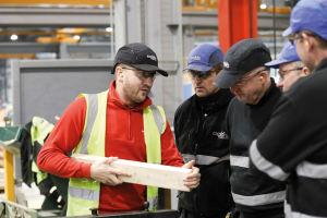Essential training for wood machine operatives