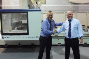 SCM's head of service to build on John Allenby's fine work