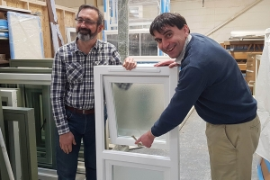 Gowercroft celebrates 20 years of high end joinery