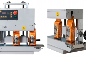New vertical continuous heat sealer