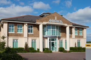 Mirka invests in training centre of the future