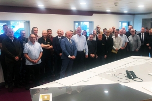 Decorative Panels recognises long-standing employees