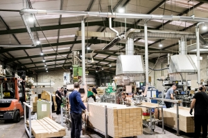Modesta helps Trade Mouldings raise capacity whilst saving energy