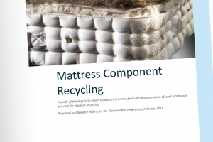 NBF announces policy on mattress and components reuse