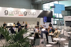 Giardina Group unveils its Excimer technology at Ligna