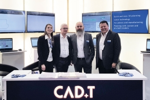 CAD+T to exhibit at Interzum and Ligna