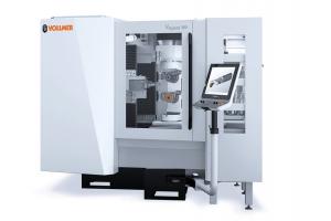 Vollmer introduces new VHybrid machine