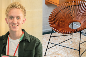 Axminster supports Young Furniture Makers Exhibition