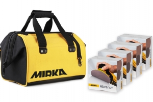 Mirka Switches Up the value with new year campaign