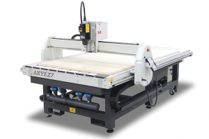 AXYZ router boosts production at Scottish design and build specialist