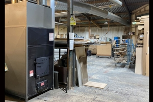 Plenty of wood off-cuts? A wood waste heater makes perfect business sense