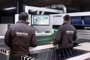 Homag delivers quality and service to Rokitch Kitchens