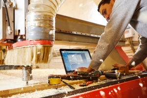 Advancement in CNC router technology