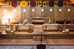 Alphacam brings Viking history to life – five-axis machining for complex, authentic furniture designs