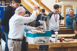 The future of carpentry