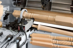 Intorex - CNC wood turning solutions
