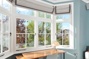 Quality timber windows in less than half the time