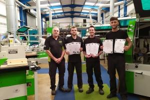 AMS training courses return
