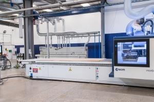 SCM and Lamello's smart partnership