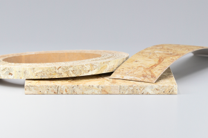 Veneer edgings from Ostermann for a perfect real wood illusion