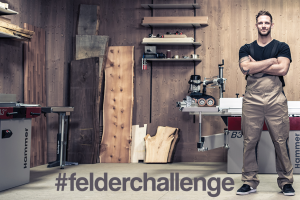Win new woodworking machines with your own favourite project